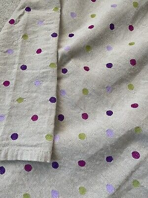 Stunning French Tablecloth Linen Polka Dot €350 • 65£
