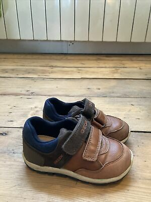 Boys Geox Shoes Size UK 6 • 2.60£