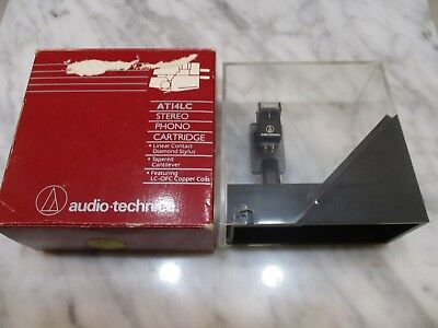 Audio Technica At14lc Cartridge And Genuine  Audio Technica Line Contact Stylus • 212.87£