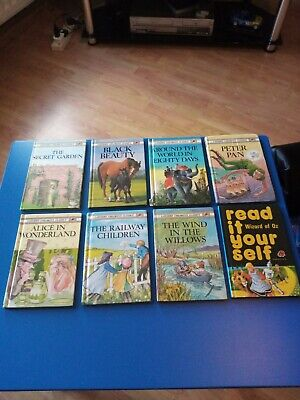 £6.50 • Buy 8 Ladybird Books Children's Classics And Read With Me. Vgc