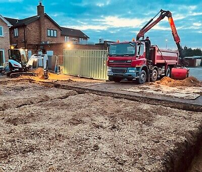 JCH Grab Lorry Hire / Muck Away / Aggregates Whittlesey/ Peterborough • 175£