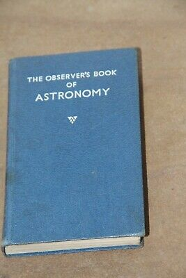 The Observer's Book Of Astronomy 1964 • 2£
