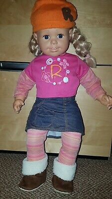 Smoby Rosie Toddler Doll • 30£