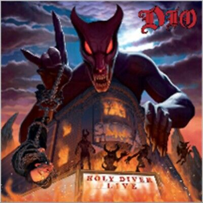 £29.99 • Buy Dio - Holy Diver Live - 180g Vinyl 3LP - In Stock