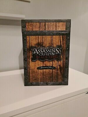 Assassin's Creed IV Black Flag - Buccaneer Edition (No Game) • 10.49£