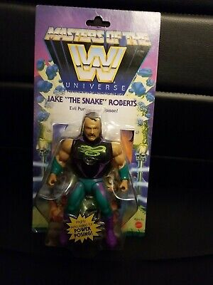 $26.75 • Buy Masters Of The WWE Universe: Jake The Snake Roberts Rare!