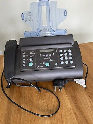 Philips Phone, Fax, Answer Machine, & Copier Faulty • 15£