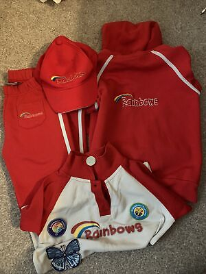 Rainbows Uniform Bundle, Size S & M • 6.99£
