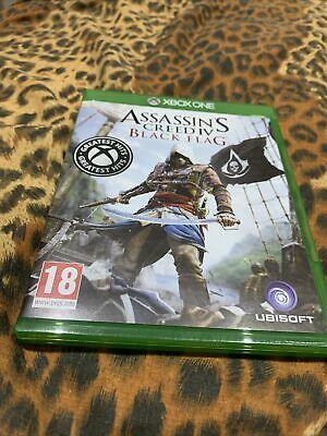Assassins Creed Black Flag Xbox One • 13£