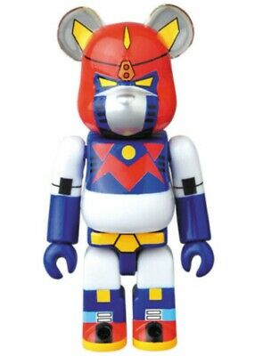 $20 • Buy Medicom Bearbrick Be@rbrick 100% Series 38 SF V Voltes Mazinger Toy Figure