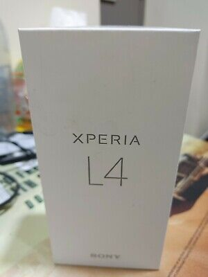 Sony Xperia L4 4G 6.2'' Android Smartphone 64GB Sim-Free Unlocked - Blue A • 100£