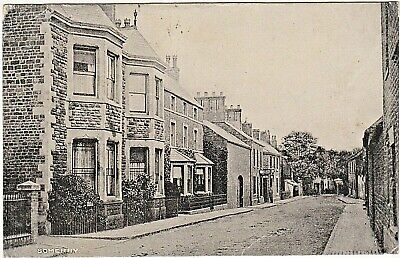 Old Postcard Somerby Near Melton Mowbray , Oakham 1905 Leicestershire , England • 10£