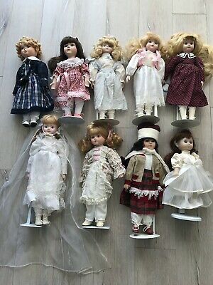 $ CDN90 • Buy Porcelain Dolls Collection/Lot