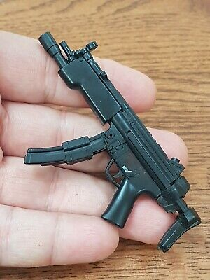 £35 • Buy 1/6 Scale Dragon Model SWAT Police MP5 Submachine Gun Weapon For 12  Figure Toy