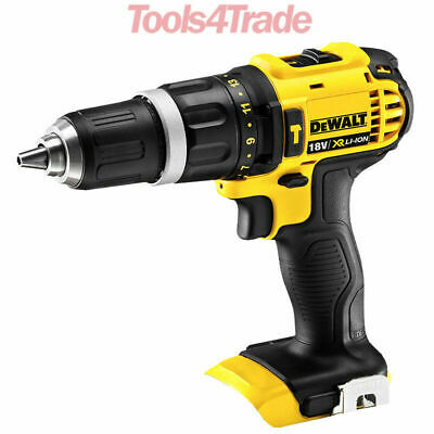 Clearance Dewalt DCD785N 18V XR Li-ion 2-Speed Compact Combi Drill Body Only • 36£
