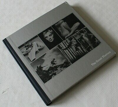 TIME LIFE BOOKS-LIFE LIBRARY OF PHOTOGRAPHY THE GREAT THEMES-Hardback -1972 • 6.99£