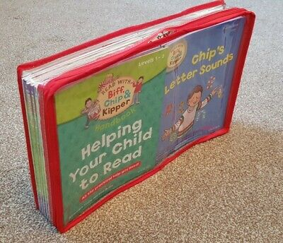 Oxford Biff Chip And Kipper Level 1-3 Collection Of First Stories/phonics Books • 24£