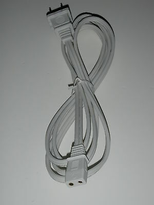 AU24.41 • Buy 6ft Power Cord For Jaxton Thermo Glass Hot Server Food Warmer Models 1A2 1A5