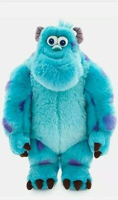 Official Disney Monsters Inc Sully Soft Toy Plush Stamped Large • 5£
