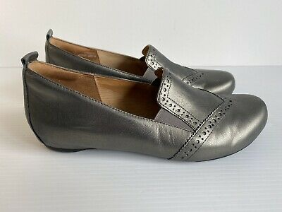 AU40 • Buy Ziera Womens Shoes Size 40 US 9 UK 7 Brown Slip On Excellent Condition Leather