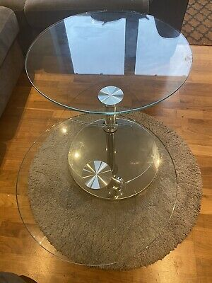 Rotating/extending Coffee Table • 175£