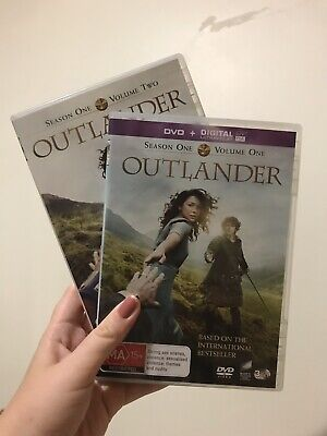 AU11 • Buy Outlander : Season 1 : Part 1 And Part 2 (DVD, Region 4, 3-Disc Sets)