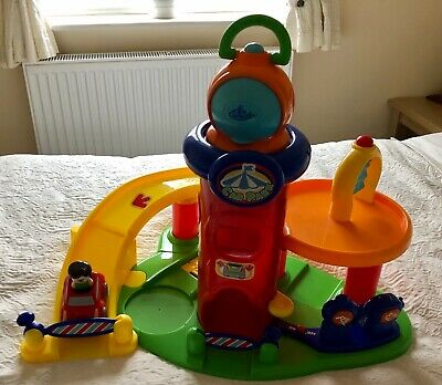 Carousel Car Park Toy Garage  • 0.99£