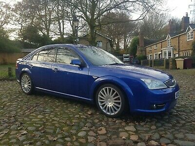 2005 Ford Mondeo ST220 3.0 V6 Petrol With LPG Gas Conversion 10 Months Mot • 2,499£