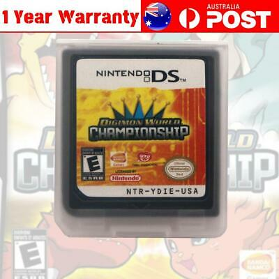 AU19.88 • Buy For Nintendo 3DS NDSI NDSL NDS  Digimon World Dawn Game Card Game Cartridge