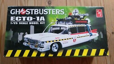 £42.75 • Buy AMT 1:25 Scale Ghostbusters Ecto-1A