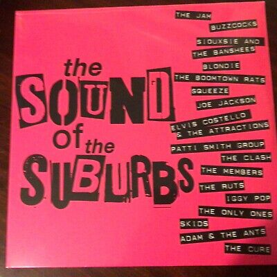 Sound Of The Suburbs Various (Vinyl) • 14£