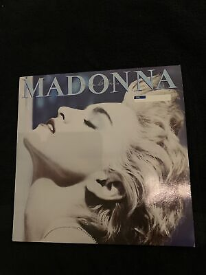 Madonna True Blue 12  LP Vinyl Record. • 0.99£