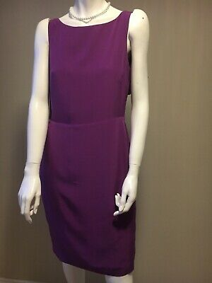 Ladies Purple Coast Dress Size 8 • 29.99£