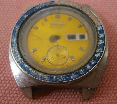 $ CDN240.35 • Buy USED CASE FOR SEIKO POGUE 6139-8030  With Dial