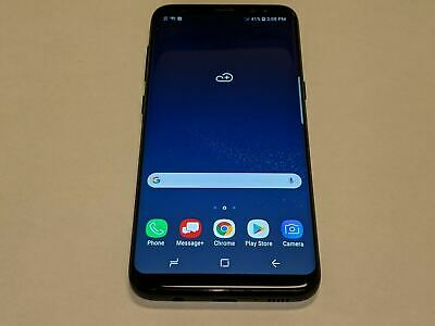 $ CDN63.80 • Buy Samsung Galaxy S8 SM-G950U Midnight Black 64GB Verizon Wireless Smartphone