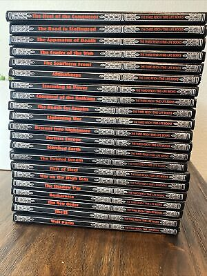 The Third Reich 21 Volume Complete Series Time Life Books WWII - Key Cards & Map • 143.34£