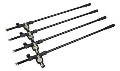 £26.95 • Buy Adjustable Microphone Boom Arm For Mic Stands Pack Of 4