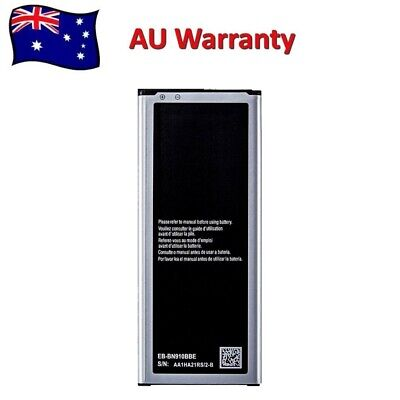 AU15.85 • Buy Replacement Samsung Galaxy Note 4 N910G BRAND NEW EB-BN910BBE 3220mAh NFC