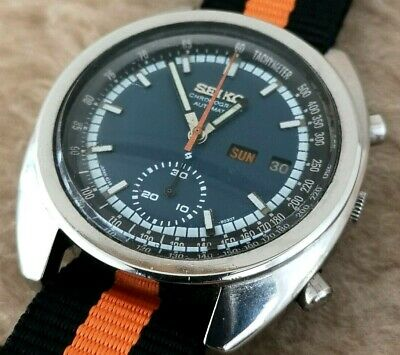 $ CDN380.81 • Buy SEIKO 6139-6012 CHRONOGRAPH Automatic Stainless Steel 39mm MENS Watch APRIL 1977