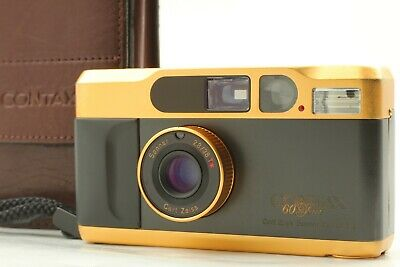 $ CDN1395.44 • Buy 【EXC+5 In Case】 Contax T2 Gold 60 Year Anniversary Limited From Japan #1044