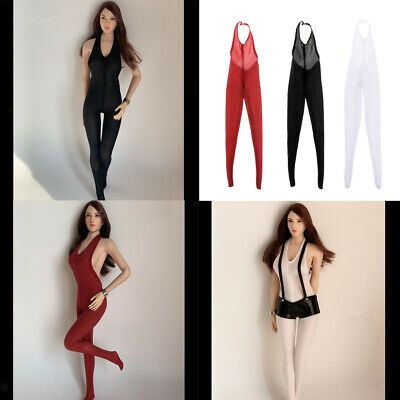 $14.55 • Buy 1/6 Scale Jumpsuits For Kumik Enterbay Action Figure Body Dress Up Clothing