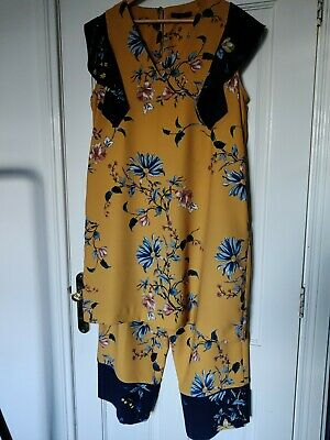 Marks And Spencer Tank Top / Dress & Trouser Suit Sz 18 • 9.99£