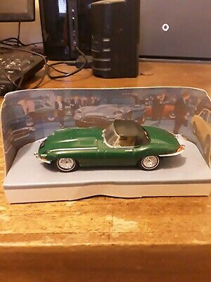 Matchbox  The Dinky Collection 1.45 Scale 1968 Jaguar E Type Mark 1.5 Green  • 5£