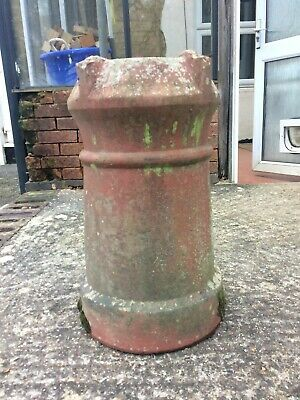 Victorian Style Clay Chimney Pot • 20£