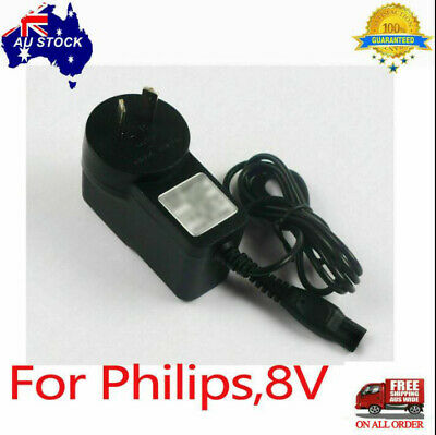 AU11.12 • Buy Charger For Philips Shaver HQ850 AT630 8V Power Adaptor Battery Razor Universal