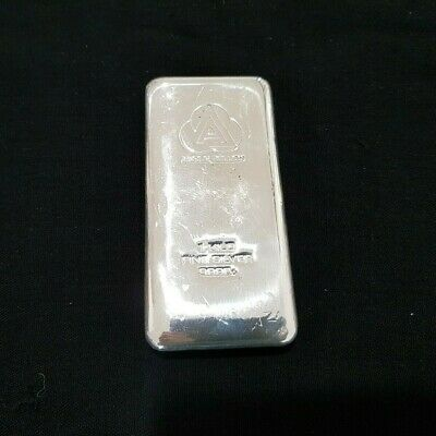 AU1374.99 • Buy Ainslie Bullion 9995 Silver 1KG Kilo Bar