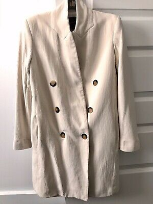 AU24 • Buy BNWOT Massimo Dutti Double Breasted Jacket / Blazer Size 6 / XS