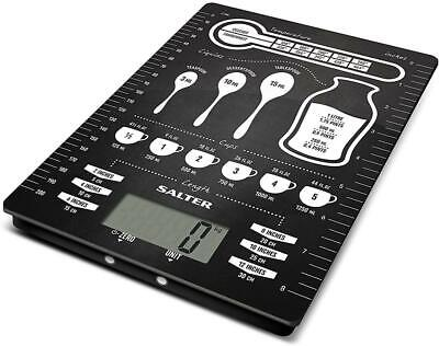 Salter's Conversions Digital Kitchen Scales – Electronic Food Weighing Scale For • 21.71£