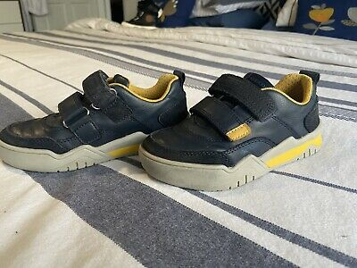 Boys Geox Shoes Infant Size 10 • 11£