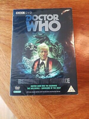 Doctor Who - Beneath The Surface (DVD, 2008, 4-Disc Set) • 2.99£